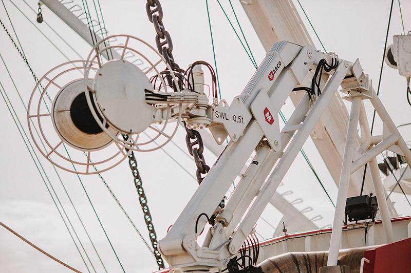 Actuadores hidráulicos rotativos HKS y sus aplicaciones: MARCO